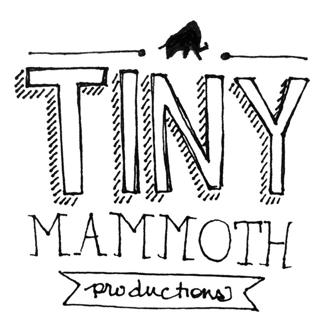 Tiny Mammoth - concept sketch