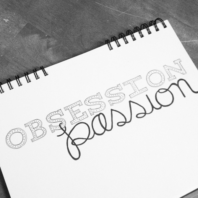 Obsession-passion