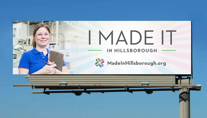 Second phase billboard mockup